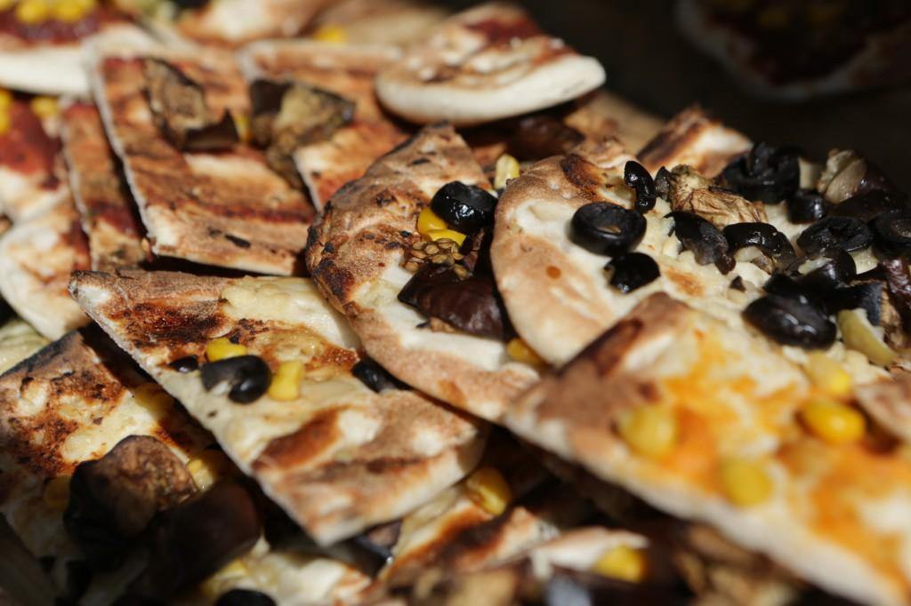 אירוע קיץ לחברת סטנדרט - אוכל פוקאצות
