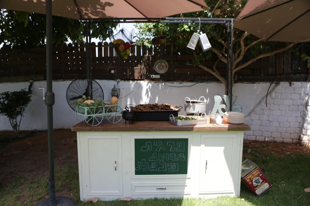 אירוע קיץ לחברת סטנדרט - אוכל וקייטרינג