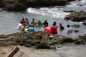 פעילות בחוף