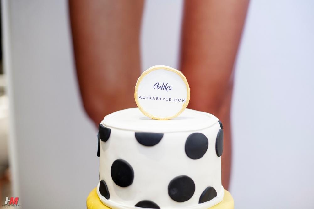 השקה - עיצוב עוגת סוכר