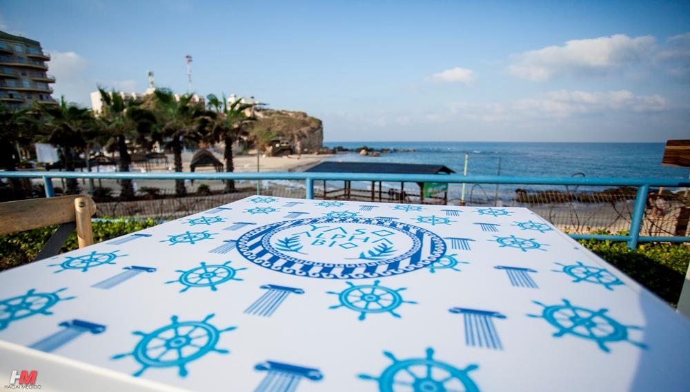 אירוע חוף - קונספט יווני - מיתוגים