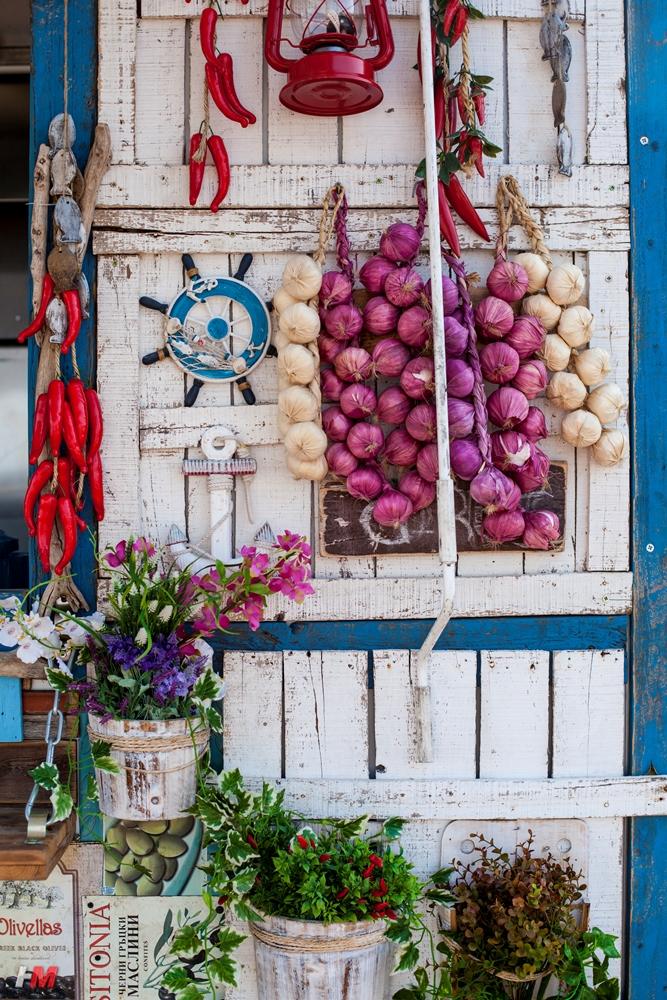 אירוע חוף - אוכל יווני
