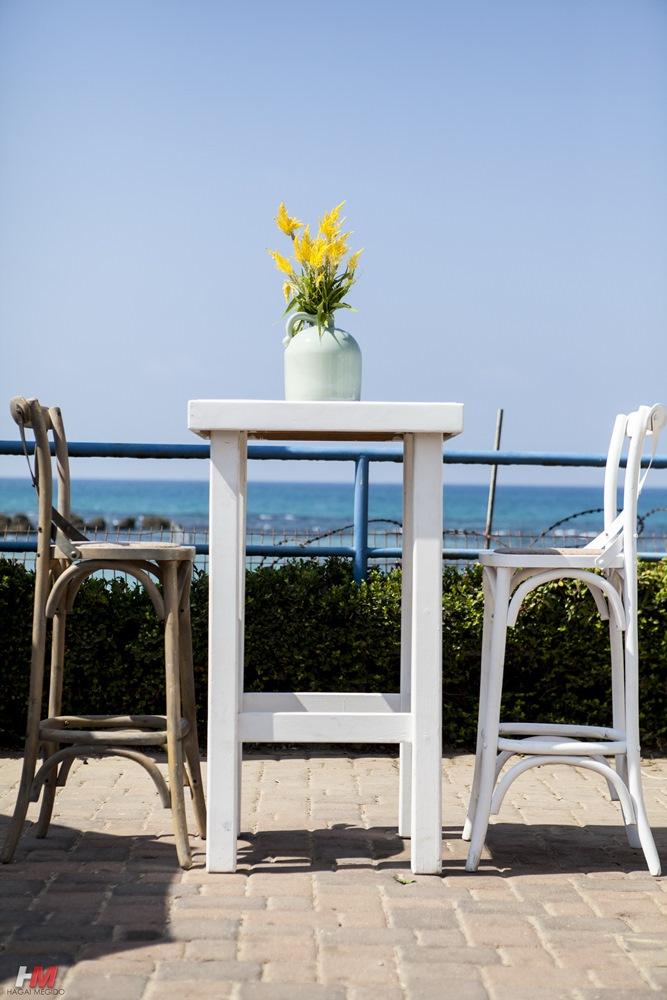 אירוע חוף- יווני - עיצוב