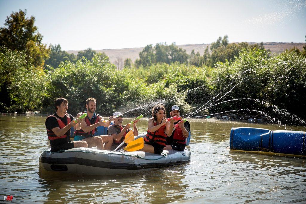 רובי מים נהר הירדן