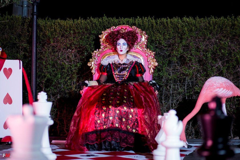 כסא מלכת הלבבות