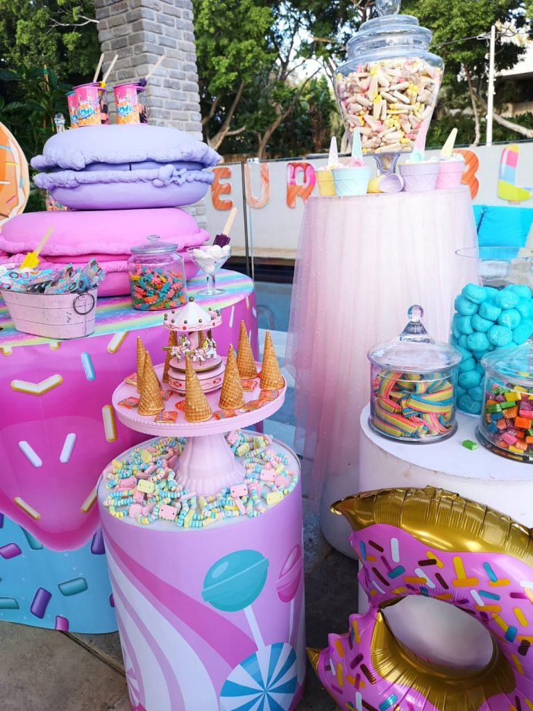 sweet summer party