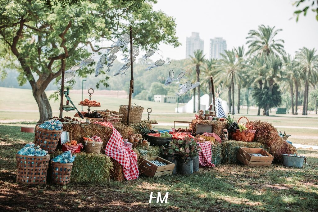 picnic URBAN HM production פיקניק FOOD GRNU, JMHR