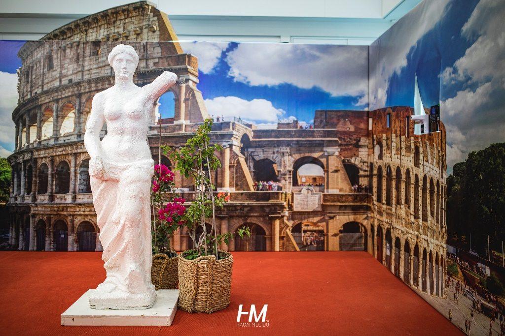 אירוע איטליה אוני פארם | אירוע עסקי חגי מגידו