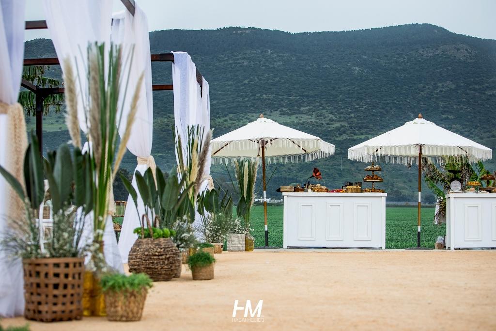 אירוע חברת משק | מתחם כפר בלום | פיין | אירוע מעוצב | גזירת סרט | חגי מגידו