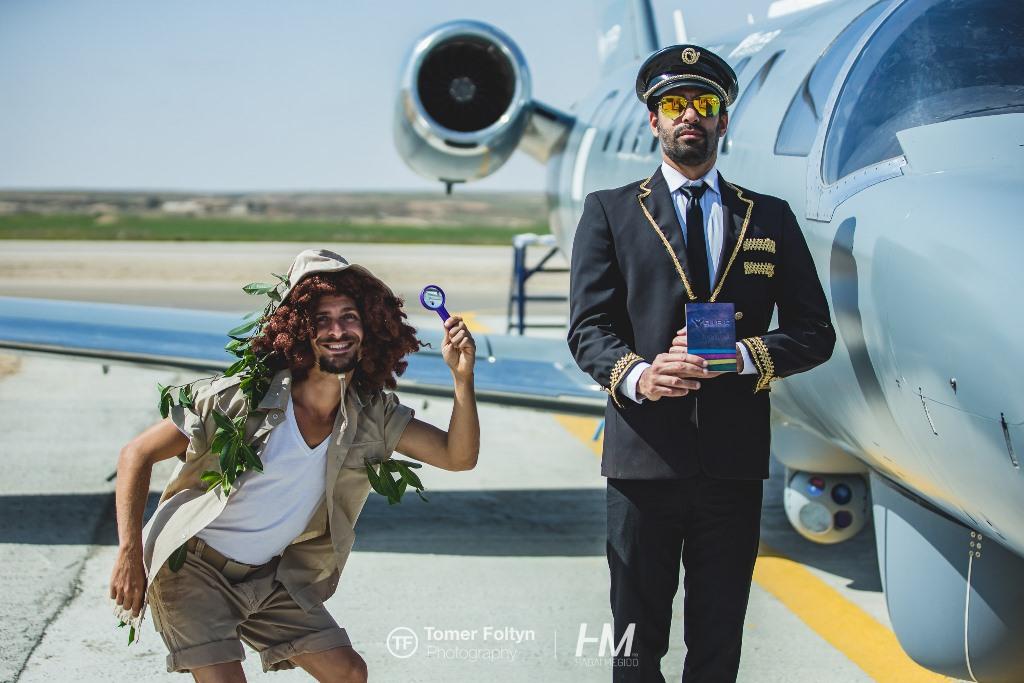 birdaero | השקה מטוס | אירוע חברה שדה תימן | אירוע משפחות | טייסים | | חגי מגידו |HM הפקות
