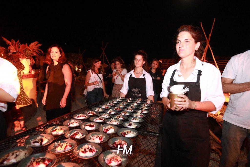 אירוע מדבר סלינה מסיבת חברה מסיבת עובדים הופעה אברהם טל חגי מגידו HM הפקות