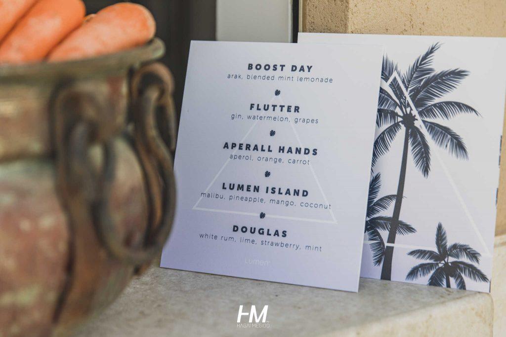 אירוע וילה | לומן | HM הפקות חגי מגידו | וילה | מיתוג | עיצוב אירוע מסיבת בריכה עיסיקי