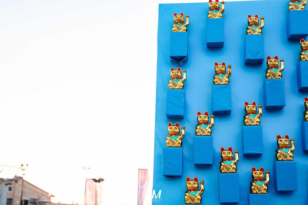 אירוע חברה אוני פארם גלבוע צבעווני מעוצב נטע ברזילאי חגי מגידו HM הפקות חתולים מזהב