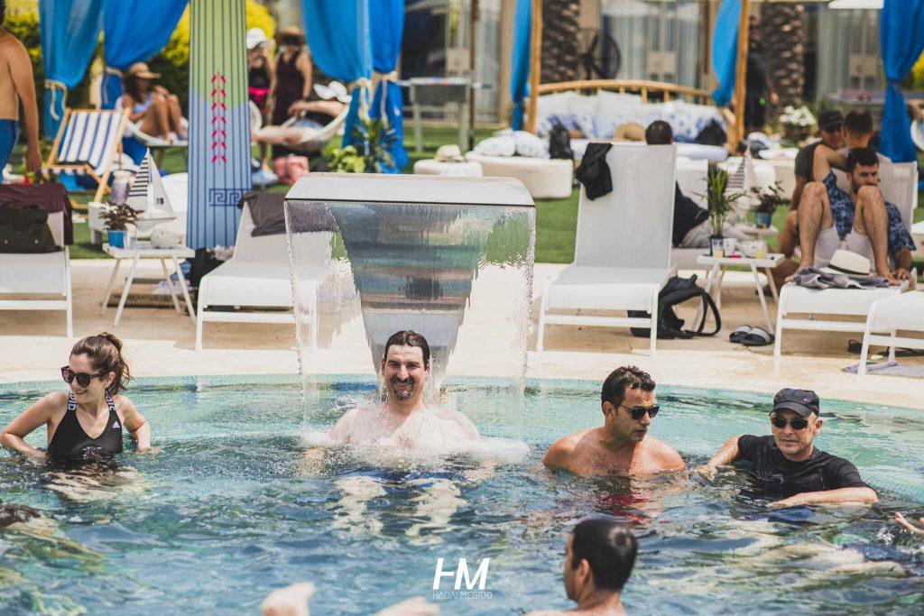 אירוע יווני ים תיכוני אירוע וילה מעוצב חגי מגידו HM הפקות