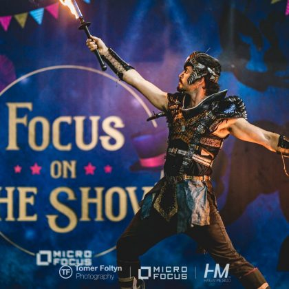 Micro Focus | The show