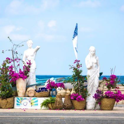 החוף של סנטוריני | חברת רדקום
