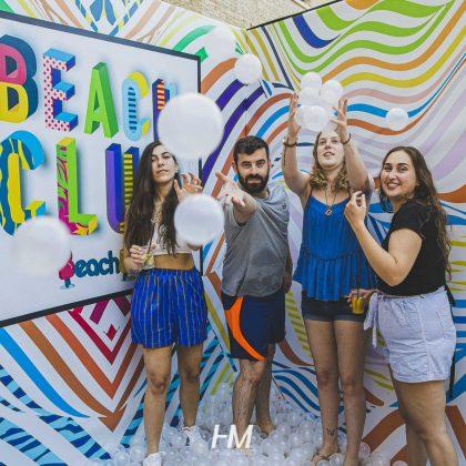 Beach club | Beach bum