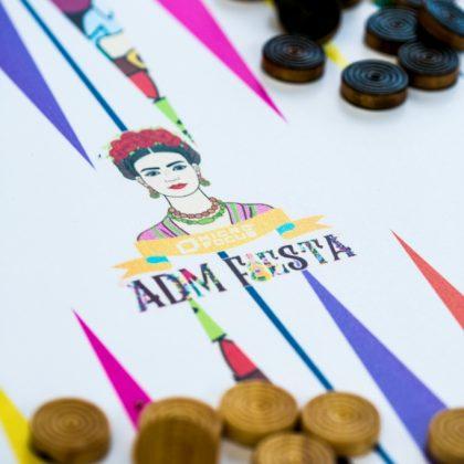 פרידה קאלו חוגגת פיאסטה | מיקרו פוקוס HP